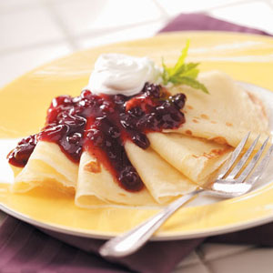 Swedish pancakes photo 1