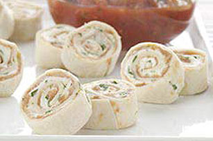Tortilla roll-ups photo 1