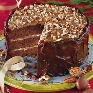 Turtle cake photo 1