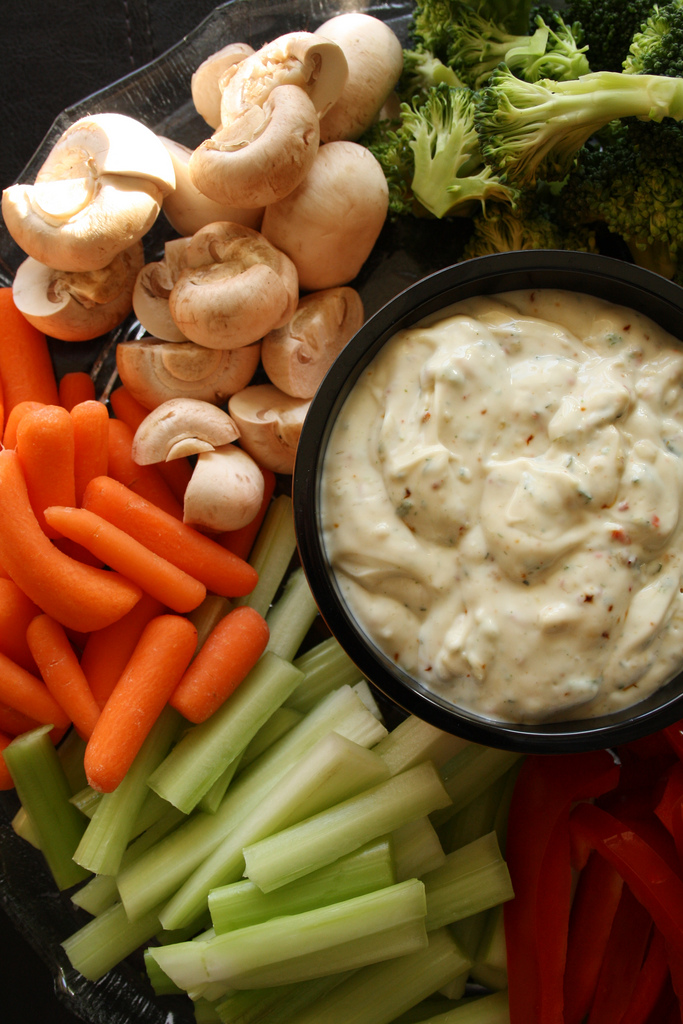 Veggie dip photo 3