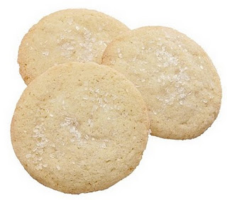 White sugar cookies photo 3