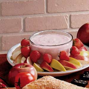 Yogurt dip photo 2