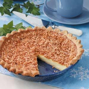 Custard pie photo 1