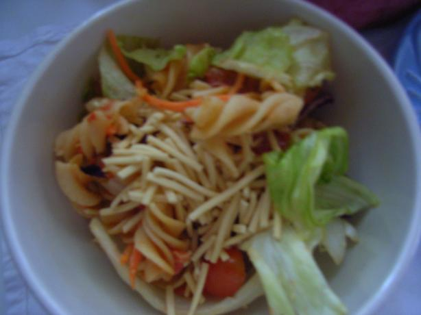 Linguini salad photo 2