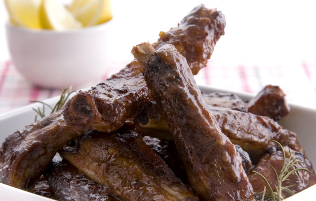 Barbecue spareribs photo 3