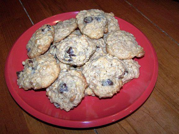 Big batch chocolate chip cookies photo 2