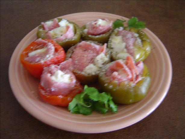 Stuffed cherry peppers photo 3
