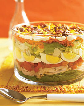 Best layered salad photo 3