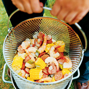 Low country boil photo 2
