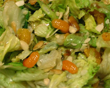 Mandarin orange salad photo 3