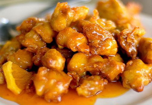 Chinese chicken photo 2