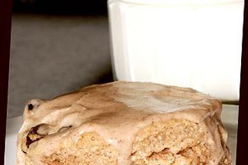 Cinnamon and raisin biscuits photo 2