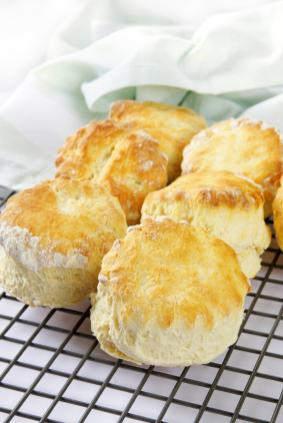 Chicken and biscuits photo 3