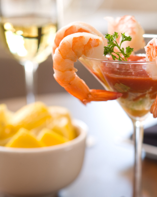 how to cook prawns for prawn cocktail