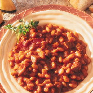Spicy baked beans recipe. How to make Spicy baked beans. Recipe ...