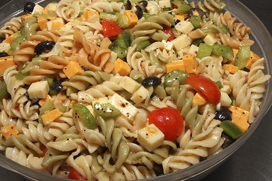 Pasta salad photo 3
