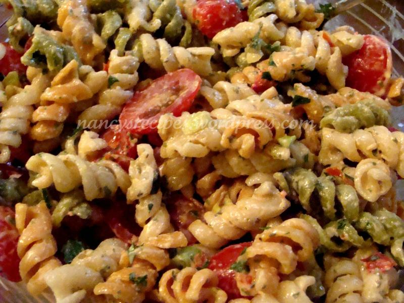 Pasta salad photo 2