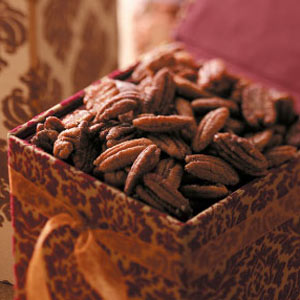Spiced pecans photo 1