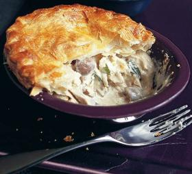 Chicken pie photo 1