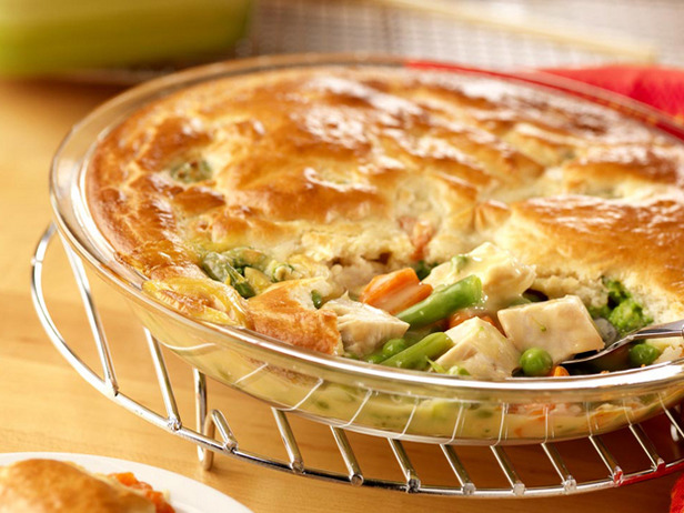Chicken pie photo 3