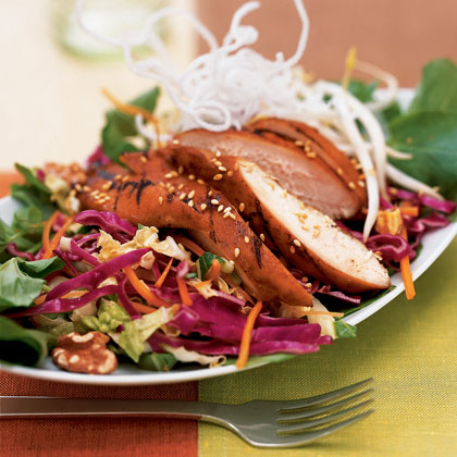 Chinese chicken salad photo 2