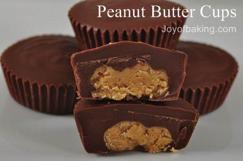 Peanut butter cups photo 1