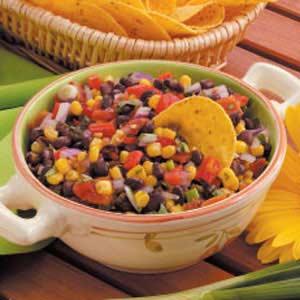Bean salsa photo 1