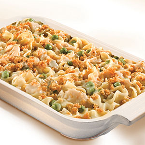 Chicken and noodle casserole photo 1