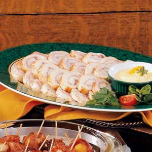 Chicken pinwheels photo 2