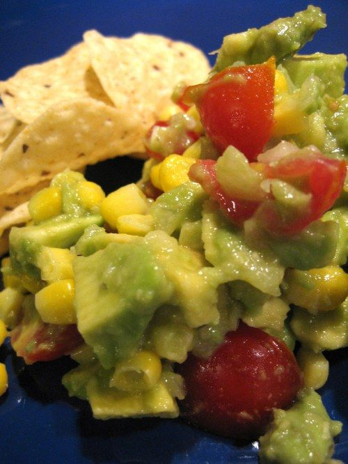 Chunky Guacamole Recipe How To Make Chunky Guacamole