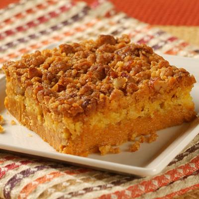 Easy pumpkin cake photo 3