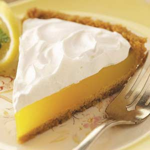 Lemon pie photo 2