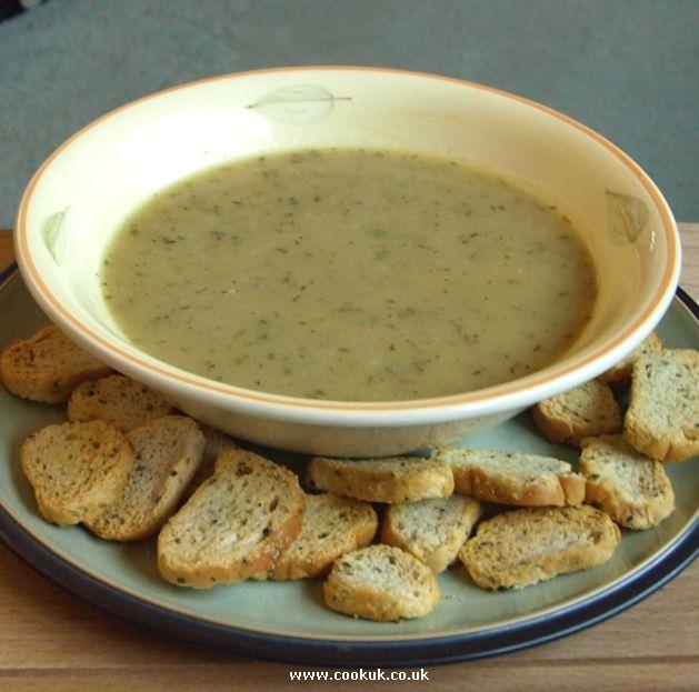 Potato soup photo 1