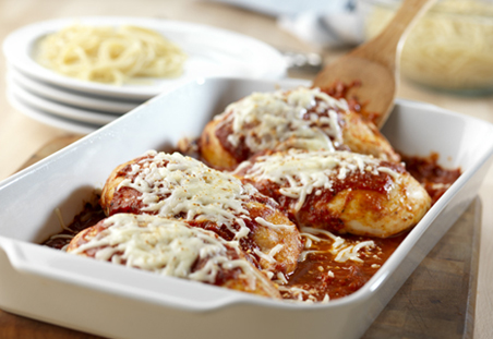 Quick chicken parmesan recipe. How to make Quick chicken parmesan ...