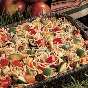 California pasta salad photo 1
