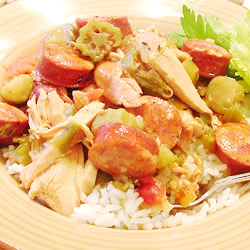 how to make louisiana andouille sausage