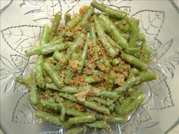 Italian string beans photo 1