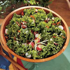 Wilted lettuce salad photo 3