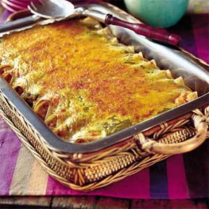 Chicken enchiladas photo 2