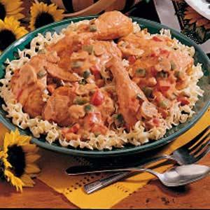 Chicken paprika photo 1
