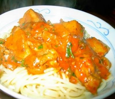 Chicken paprika photo 2