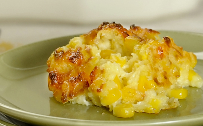 Corn pudding photo 1
