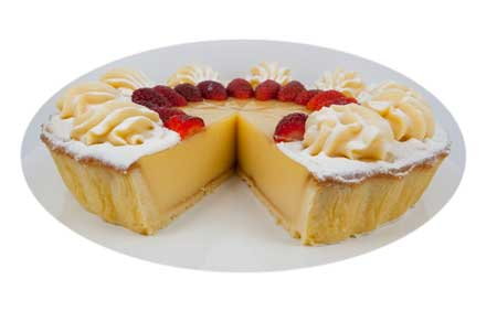 Lemon lush dessert photo 3