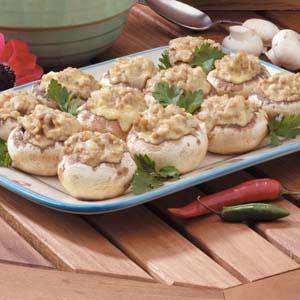 Mushroom appetizers photo 2