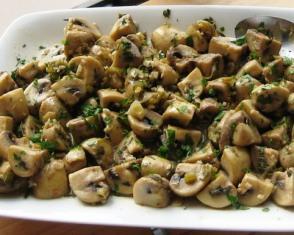 Mushroom appetizers photo 1