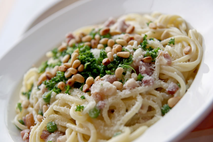 Carbonara recipe. How to make Carbonara. Recipe #243939 ...
