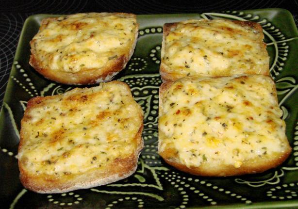 Cheesy french bread photo 3