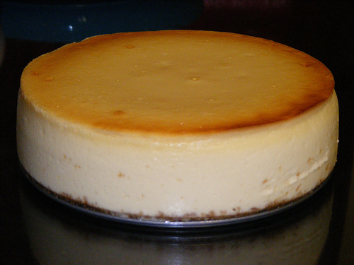 New york cheesecake photo 1