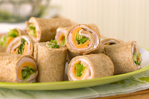 Tortilla roll-ups photo 3