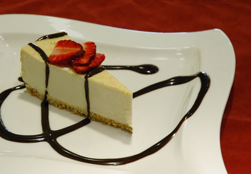 Cheese cake photo 2